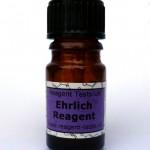 Ehrlich reagent test bottle