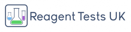 This is the Reagent Tests UK logo